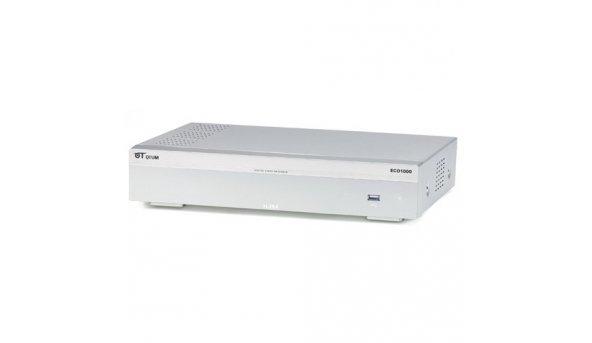 4 канальний відеореєстратор Qtum ECO 1040