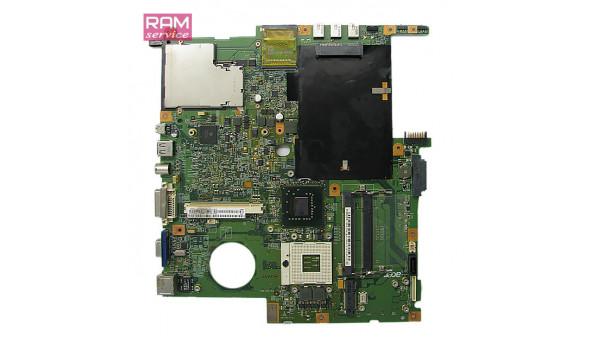 Материнська плата, для ноутбука, Acer Extensa 5620G, COLUMBIA MB 06236-1T, 48.4T301.01T, Б/В, Не запускається