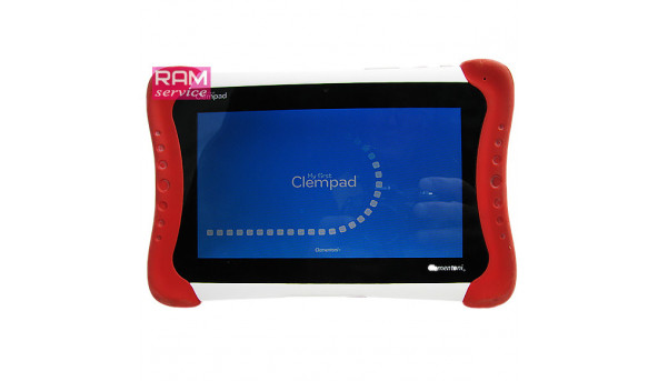 """Дитячий планшет з протиударним корпусом, Clementoni Clempad - 7"""""""