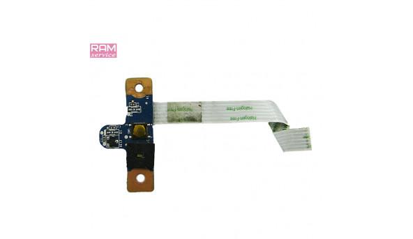 Кнопка включення, для ноутбука, HP G4-1000, G6-1000, G7-1000, DA0R22PB6C0, Б/В, в хорошому стані, без пошкоджень
