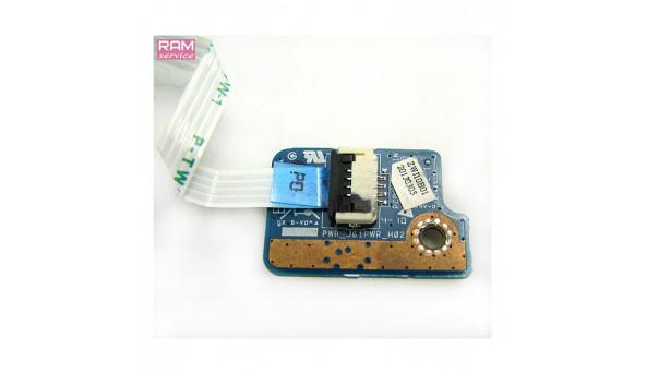 Кнопка включення, для ноутбука, Toshiba Sattelite C50, C850, C850D, C855, Б/В, в хорошому стані, без пошкоджень