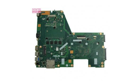 """Материнська плата, для ноутбука, Asus X551CA, 15.6"""", X551CA, MAIN BOARD, REV. 2.2, Б/В, Робоча, ледь помітні сліди пайки (фото)"""