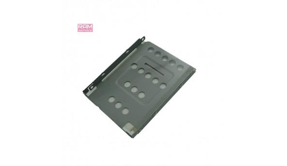 Шахта HDD, для ноутбука, Lenovo IdeaPad G550, G555, EC040000B00, Б/В, В хорошому стані, без пошкоджень