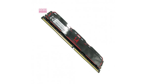 Оперативна пам'ять Goodram, DDR4-3000, 8192MB, PC4-24000, IRDM X Red (IR-XB3000D464L16S/8G), НОВА