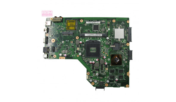 """Материнська плата, для ноутбука, Asus X54H, 15.6"""", 60-N9EMB1000-A16, Б/В, Стартує, не виводить зображення"""