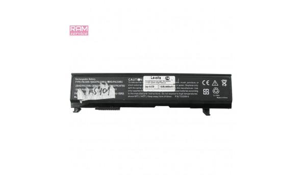 Батарея, акумулятор, rechargeable PA3399-1BAS, для ноутбука Toshiba Satellite M40-103, Li-ion Battery, 4400mAh, 10.8V, Б/В, робоча, 15% зносу