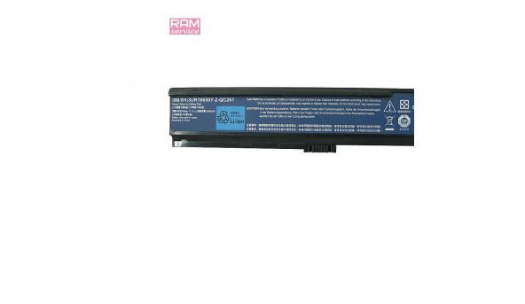 Батарея, акумулятор, Acer 3UR18650Y-2-QC261, для Acer Aspire 3030, 3050, 3200, 3600, 3680, Li-ion Battery, 4000mAh, 11.1V, Б/В, робоча, 10% зносу