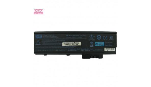 Батарея, акумулятор, Acer MS2169, для Acer Aspire 1410, Aspire 1411, Aspire 1411WLMi, Aspire 1412, Li-ion Battery, 4400mAh, 14.8V, Б/В, робоча, 20% зносу