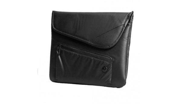 """Чехол для планшета Sumdex Сумка для планшета NRN-230BK черная из мягкой ткани 10"""""""