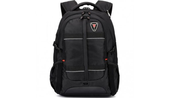 Рюкзак для ноутбука Continent Рюкзак для ноутбука BP-302 BK черный 16''