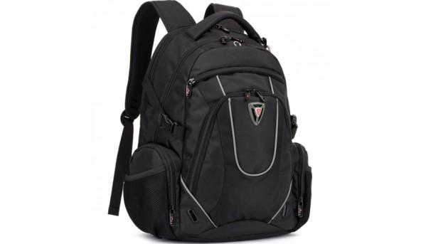 """Рюкзак для ноутбука Sumdex Рюкзак для ноутбука PJN-304 BK черный 15.6""""-16"""""""