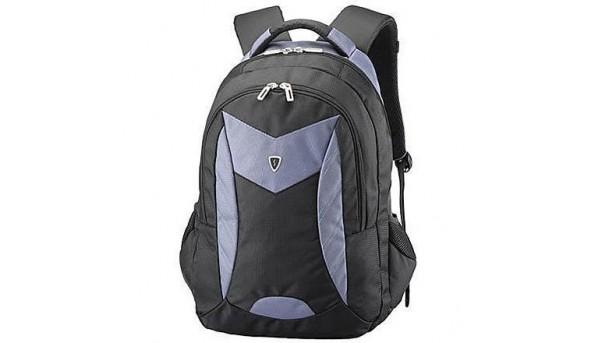 Рюкзак для ноутбука Sumdex Рюкзак для ноутбука PON-366GY черный с серыми вставками 15 -15.6''