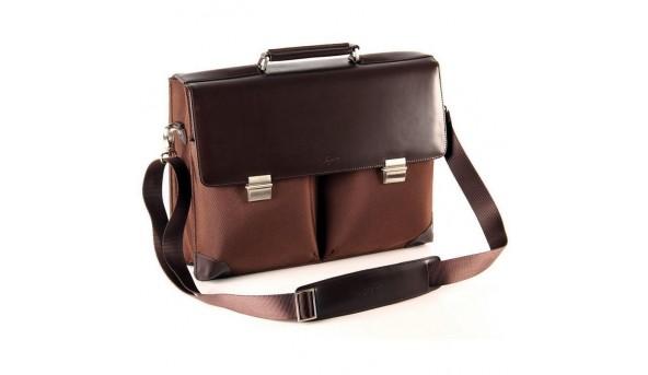 """Fouquet Портфель для ноутбука NBC-1001B Brown коричневый 15.6"""""""