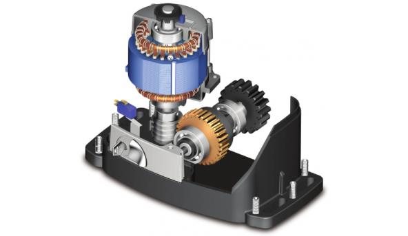 Maxi комплект Roger Technology KIT R30/806 для откатных ворот весом до 800 кг с магнитными концевыми выключателями