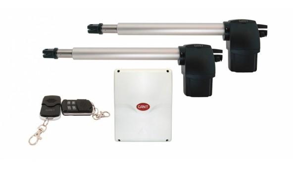 Автоматика для распашных ворот Gant GSW-4000KIT комплект