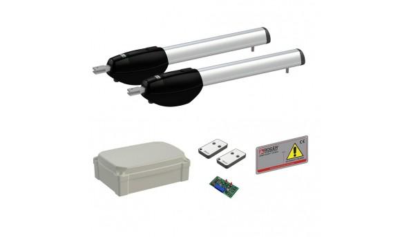 Автоматика для распашных ворот Roger Technology KIT BE20/210 GO maxi комплект