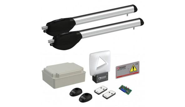 Автоматика для распашных ворот Roger Technology KIT R20/510 maxi комплект
