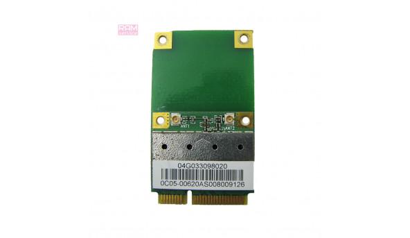 """Адаптер WI-FI, знятий з ноутбука, Asus K50C, 15.6"""", AR5B95, Б/В, в хорошому стані, без пошкоджень"""