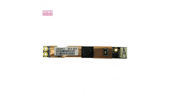 "Веб-камера, для ноутбука, Asus K50C, 15.6"", 04G620008110, Б/В, В хорошому стані, без пошкоджень"