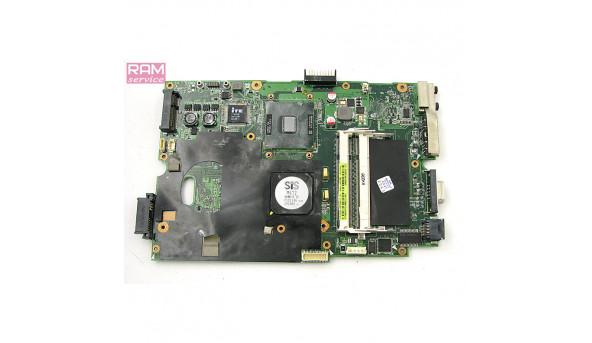"""Материнська плата, для ноутбука, Asus K50C, 15.6"""", K40C MAIN BOARD REV:2.1, Впаяний процесор SLAF2 (Intel Celeron 220), Б/В, При включенні їде в коротке замикання"""