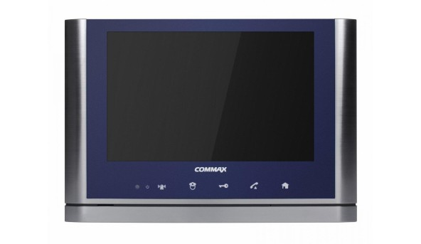 IP видеодомофон Commax CIOT-1020M Blue + Dark Silver