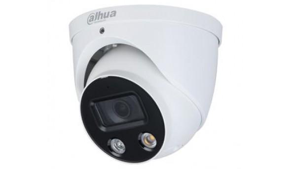 DH-IPC-HDW3849HP-AS-PV (2.8 мм) 8Mп IP видеокамера Dahua с активным отпугиванием
