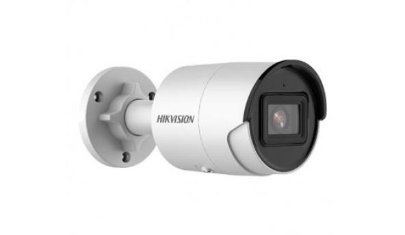 4 Мп IP видеокамера с ИК подсветкой