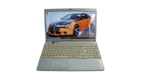 Ноутбук Sony VAIO PCG-71911M 15.6'' Pentium B940 4Gb 320Gb Intel HD Graphics 2000 Windows 10 Б/В