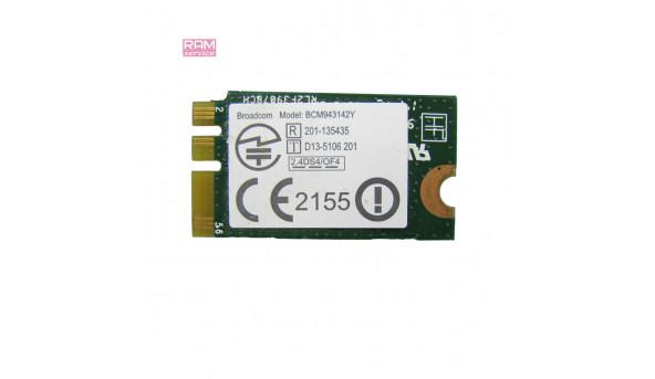 """Адаптер Bluetooth, для ноутбука, Lenovo IdeaPad G50-30, 15.6"""", Model BCM943142Y, Б/В, в хорошому стані, без пошкоджень"""