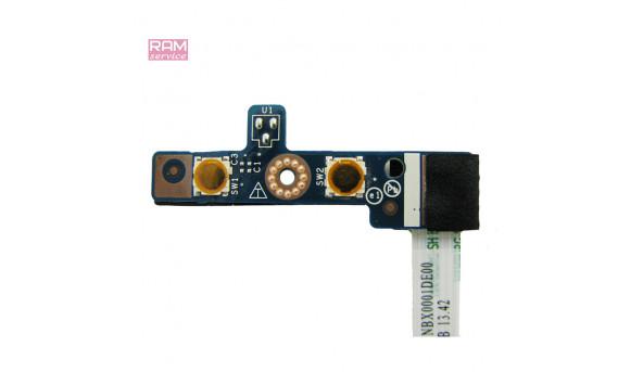 """Кнопка включення, для ноутбука, Lenovo IdeaPad G505, 15.6 """", LS-9631P, Б/В, В хорошому стані, без пошкоджень"""