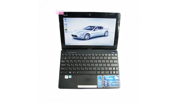 Компактний, нетбук ASUS Eee PC 1015BX, 10,1'', DualCore AMD C-60, 2 Gb, 320 Gb, ATI Mobility Radeon HD 6290, Windows 7, Б/В