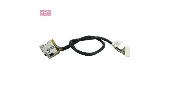 """Роз'єм живлення, для ноутбука, HP G62, 15.6"""", 35070QP00-600-G, Б/В, В хорошому стані, без пошкоджень"""
