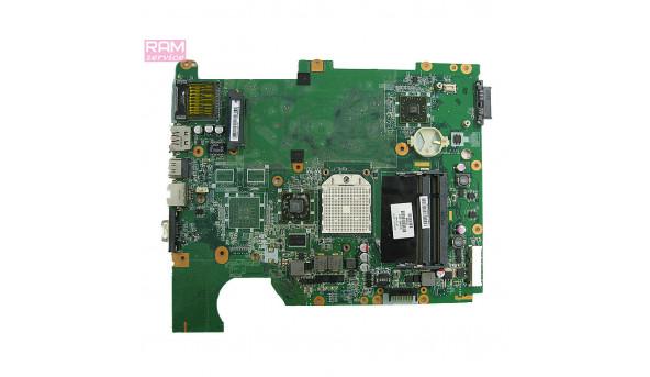 """Материнська плата, для ноутбука, HP Compaq Presario CQ61, 15.6"""", 577065-001, Б/В, Не стартує, Продається на запчастини, або під відновлення"""