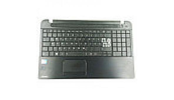 Середня частина корпуса + клавіатура та тачпад для ноутбука Toshiba Satellite C50D-A-133, 13N0-CKA0L01, б/в