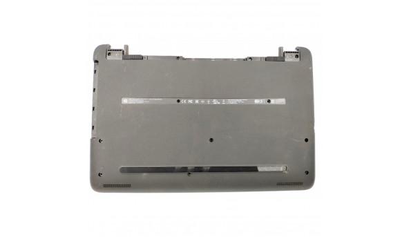 Нижня частина корпуса для ноутбука HP Pavilion 250 G4, 250 G5, 255, 15-AC, 15-AF, 15-AF131DX, AP1EM000500, FA1EM000B00, Б/В. Є зламані кріплення