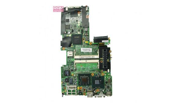"""Материнська плата, для ноутбука, Lenovo ThinkPad X61 Tablet, 12.1"""", 42w7818, Б/В, Впаяний процесор Intel Core 2 Duo 7500. Стартує, Зображення виводить."""