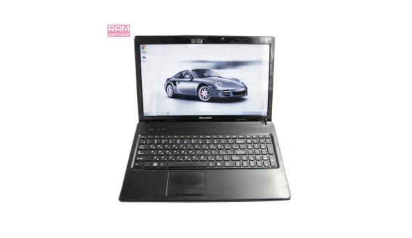 Iдеальний ноутбук Lenovo IdeaPad B570, 15,6'', Intel Core i3-2370M, 4 Gb, 500 Gb, HD Graphics 3000, Windows 7, Б/В