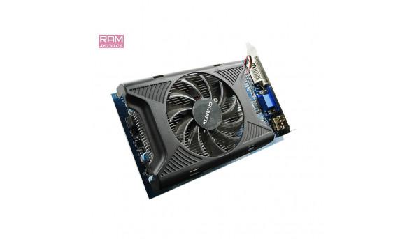 Відеокарта Gigabyte Radeon HD 5570, 1GB, DDR3, 128bit, DVI, VGA, HDMI, Б/В