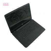 "Великий ноутбук HP 17-y009ng, 17.3"", AMD E2-7110, 4 GB, 320 GB, AMD Radeon R2 Graphics, Windows 10,  Б/В"