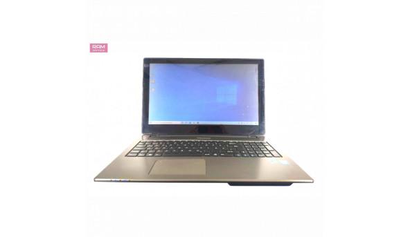 """Мультимедійний ноутбук з серсорним екраном Medion E6240T, 15.6"""" , Celeron N2920 (4x2.0 GHz), 4 GB RAM, 120 GB SSD, Б/В"""