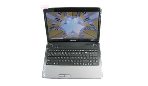 """Надійний ноутбук Medion E6234, 15.6"""", Pentium B960, 4 GB, 320 GB, Intel HD Graphics 2000, Windows 10, Б/В"""