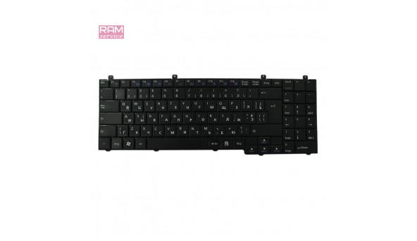 """Клавіатура для ноутбука, Medion Akoya P8614, 18,4"""", V062018AK3, Б/В, В хорошому стані, без пошкоджень. Протестована, робоча"""