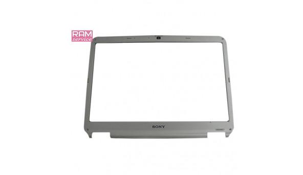 """Рамка матриці, для ноутбука, Sony Vaio VGN-NS12M/W, 15,4"""", Б/В, В хорошому стані, без пошкоджень"""