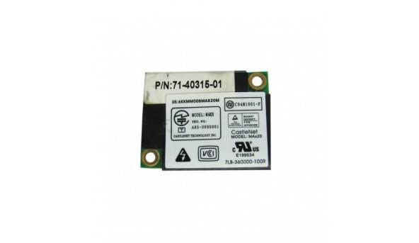 Modem знятий з ноутбука Fujitsu-Siemens Amilo Pro V2035 MA820, Б/В, В хорошому стані