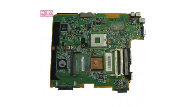 """Материнська плата, для ноутбука, Fujitsu Siemens Amilo Pro V2035, 15.4"""", LM7W, VER:0.2, 50-71107-21, Б/В, Не запускається, Продається на запчастини, або під відновлення"""