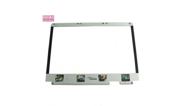 """Рамка матриці, для ноутбука, Fujitsu Siemens Amilo Pro V2035, 15.4"""", 80-41182-00, Б/В, Є пошкодження (фото)"""