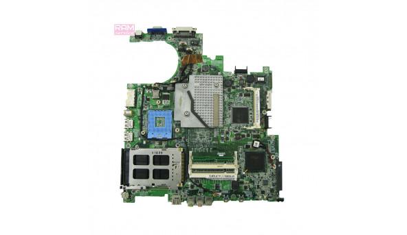 Материнська плата, для ноутбука, Acer TravelMate 4000, DA0ZL1MB6E1, Rev:E, Б/В, Не запускається. Продається на запчастини, або під відновлення