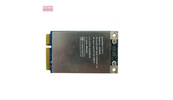 Адаптер WI-FI, знятий з ноутбука, lenovo IBM Thinkpad T60, X60, R60, T61, R61, X61, Atheros AR5BXB6, Б/В, В хорошому стані, без пошкоджень