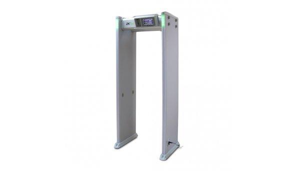 Арочный металлодетектор ZKTeco ZK-D4330 (IP65) на 33 зоны детекции