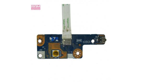 """Кнопка включення, для ноутбука, Lenovo IdeaPad G50, 15.6"""", 45508712001, Б/В, В хорошому стані, без пошкоджень"""